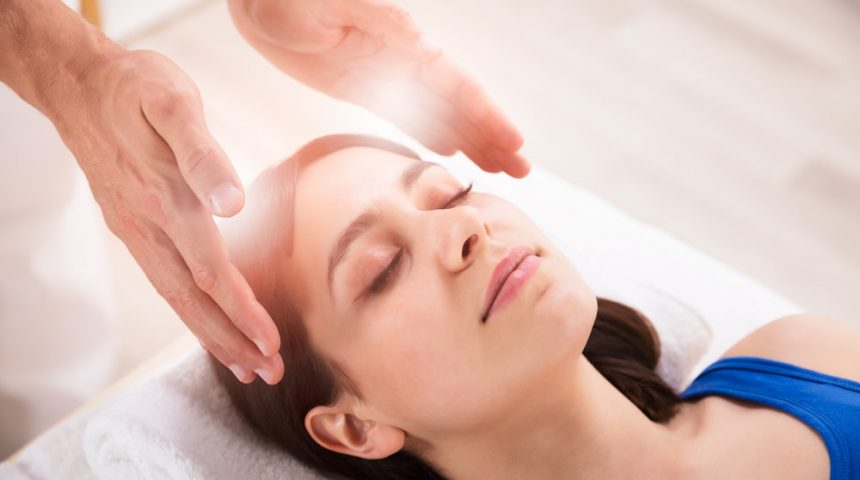 Emotional Healing with Reiki